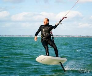 cours de foil , kite de rhuys, sarzeau